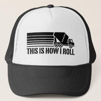 Mixer Driver Trucker Hat