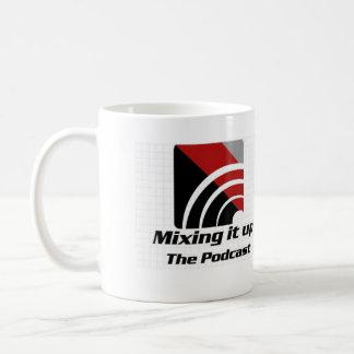 Mixing it up the Podcast Mug