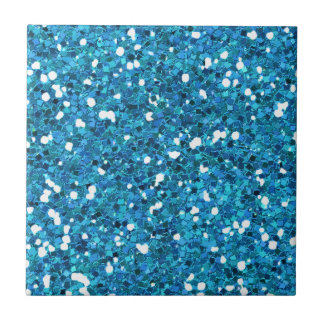 MIXMATCH ROYAL BLUE WHITE GLITTER BACKGROUND TEMPL TILE