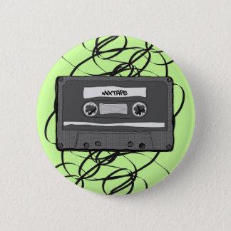 Mixtape 2 Inch Round Button