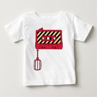 Mixtape contre le mélangeur t-shirt pour bébé