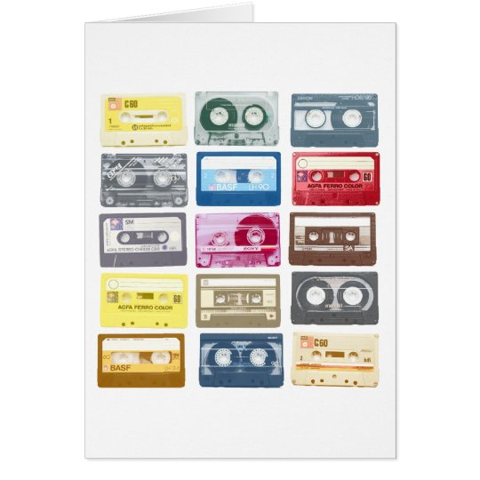 Mixtapes Graphic Card