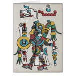 Mixtec Greetings Card