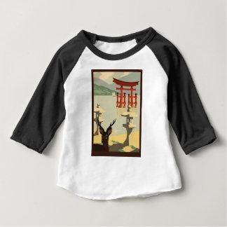 Miyajima Torii Baby T-Shirt