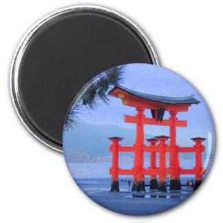 Miyajima Torii Gate Japan Magnet