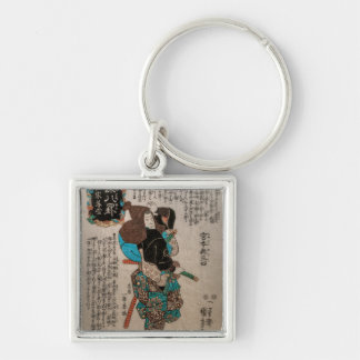 Miyamoto Musashi Keychain