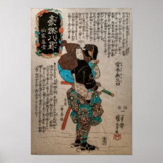 Miyamoto Musashi Poster