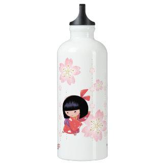 Miyono Sakura Water Bottle (.6l)