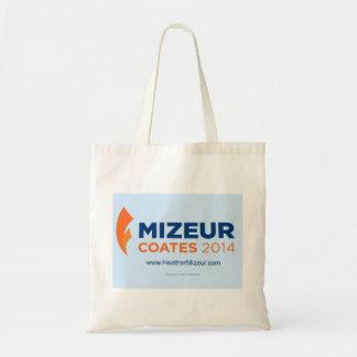 Mizeur Coats Budget Tote Bag