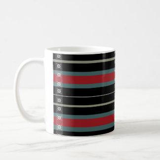 Mizo Tribe Design Mug