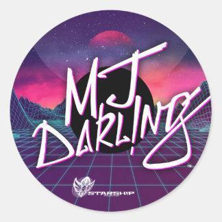 MJ Darl!ng (Love Dimension) Sticker