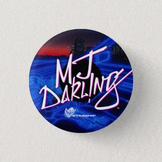 MJ Darl!ng (Nightrider) Button