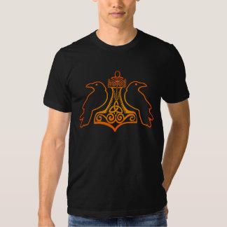 Mjolnir Ravens Shirt 2