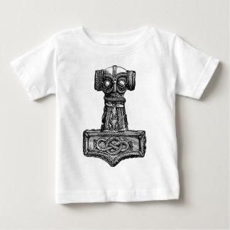 Mjolnir: Thor's Hammer Baby T-Shirt