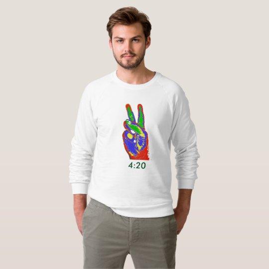 MKFMJ Peace Sing Sweatshirt