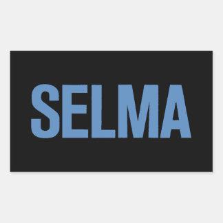 MLK Day-Selma Blue on Black
