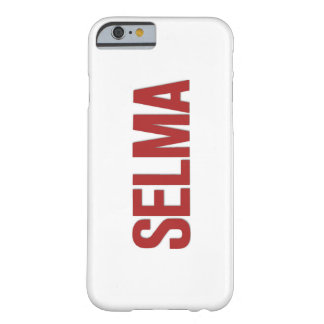 MLK Day-Selma Red Barely There iPhone 6 Case