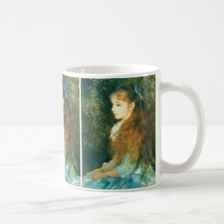 Mlle Irene Cahen D'Anvers  by Renoir Coffee Mug
