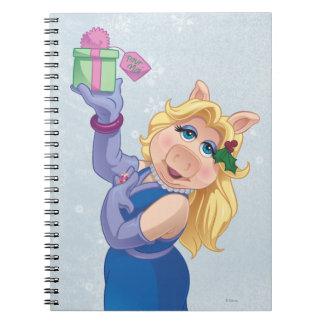 Mlle Piggy de vacances Carnets