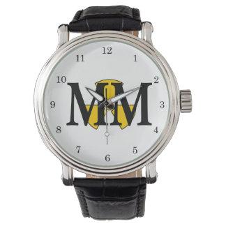 MM Machinist's Mate Navy Nuke Watch