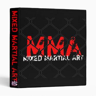 MMA Binder