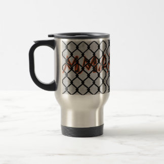 MMA Caged M'UG Travel Mug