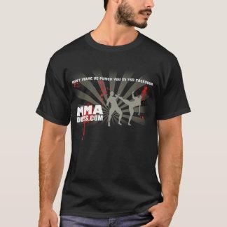 MMA Dudes Logo T-Shirt