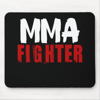 MMA Fighter1 Mouse Pad