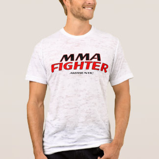 MMA Fighter Authentic Tribal Tee Shirt