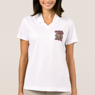MMA Ground and Pound Polo T-shirt