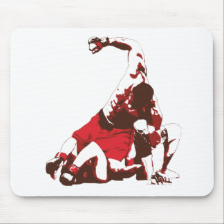 MMA Ground & Pound Mouse Pad