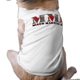 MMA Mixed Martial Arts Bloody Skulls Shirt