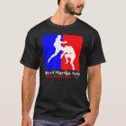 MMA - Mixed Martial Arts Pro Logo T-shirt ESF