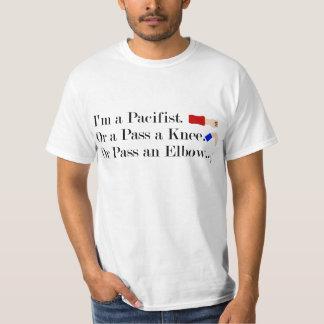 MMA Pacifist Humor Design T-Shirt