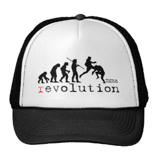 MMA (r) Evolution Chart Hat from Project Kombat