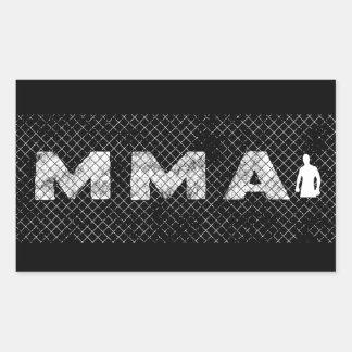 MMA Sticker