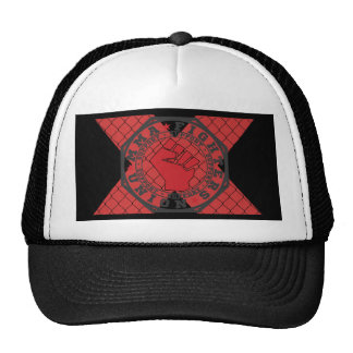 MMA-UNION-HALF TRUCKER HAT