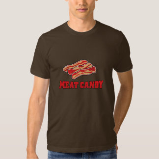 MMM Bacon! Meat Candy Tshirt