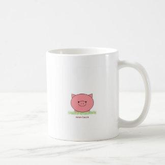 Mmm Bacon Piggie Mug