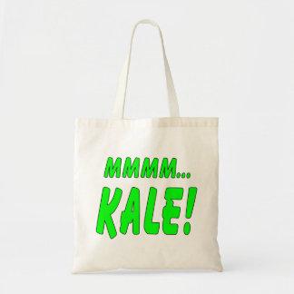 Mmmm Kale! Tote Bag