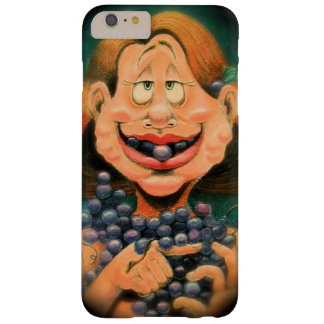 Mmmmm Grapes Lady for iphone 6plus! Barely There iPhone 6 Plus Case