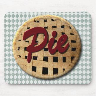 Mmmmm   Pie  Funny Desert Mouse Pad