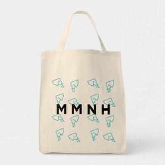 MMNH Elephant Grocery Tote