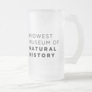 MMNH Frosted Mug