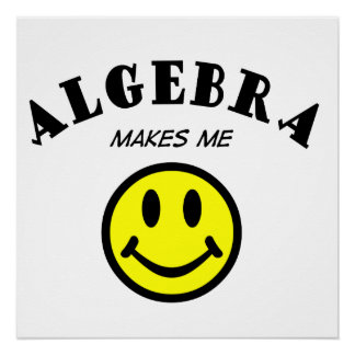 MMS: Algebra Poster