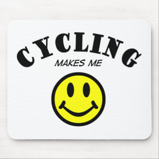 MMS: Cycling Mouse Pad