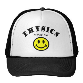 MMS: Physics Trucker Hat