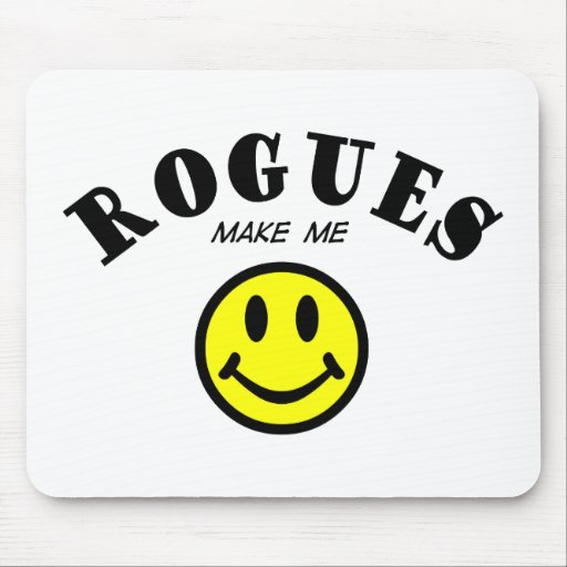 MMS: Rogues Mouse Mats