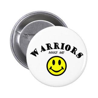 MMS: Warriors 2 Inch Round Button