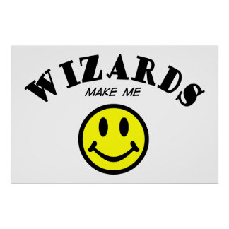 MMS: Wizards Posters